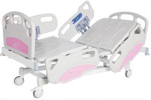 hospital bed / electric / Trendelenburg / height-adjustable