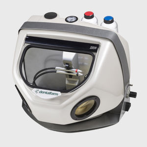 2-tank micro-sandblaster