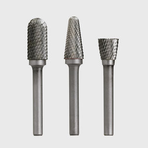 dental drill bit / cutting / finishing / conical