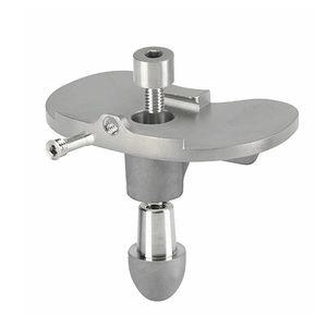 fixed-bearing tibial bearing