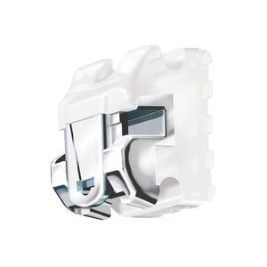 aesthetic orthodontic bracket
