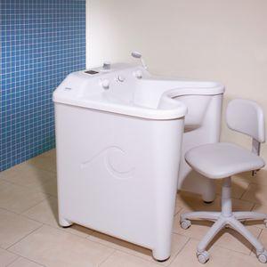 upper limb hydromassage bathtub