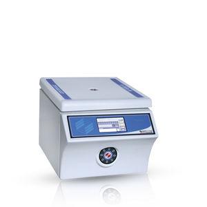 laboratory centrifuge / hematocrit / benchtop