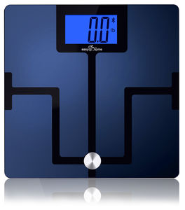 digital patient weighing scales / electronic / fitness / with LCD display