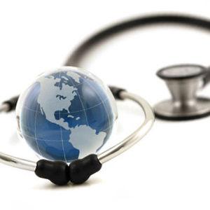 visualization web application / for communication / planning / medical