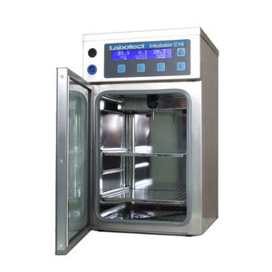 O2 laboratory incubator / multi-gas / CO2 / for the pharmaceutical industry