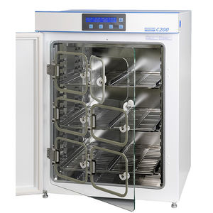 O2 laboratory incubator / CO2 / for the pharmaceutical industry / for scientific research