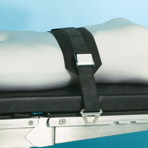 operating table fixation strap / bariatric