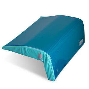 lateral positioning pad / surgical / silicone / foam