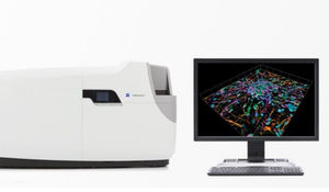 live cell cell imaging system / automated / for cell culture / for tissue cultures