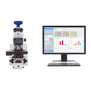 laboratory microscope / for materials research / inspection / optical