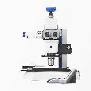 biology stereo microscope