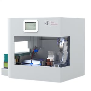 tube decapper laboratory automation system / for tube handling / for liquid handling / benchtop