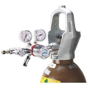 gas pressure regulator / two-stage