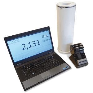 metering calibrator / for nuclear medicine