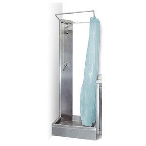 nuclear decontamination shower / decontamination