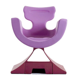 breastfeeding patient chair / with legrest / ergonomic / pediatric