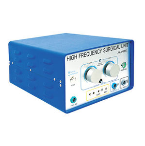 high-frequency electrosurgical unit
