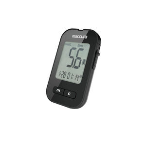 no coding blood glucose meter / with speaking mode