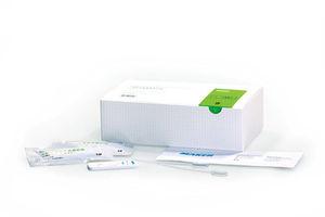rapid syphilis test / Treponema pallidum / plasma / serum