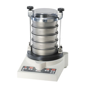 sieve shaker for the pharmaceutical industry
