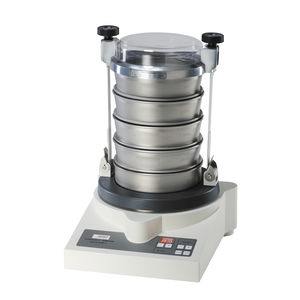 vibrating sieve shaker / for the pharmaceutical industry / sample preparation / benchtop