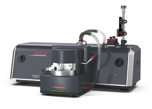 wet type particle size analyzer