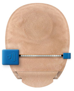 ostomy bag emptying alert system / with automatic detection