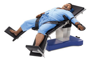 Universal operating table - Maximus OBZ - Palakkad Surgical Industries -  electric / bariatric / height-adjustable