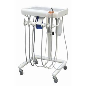 dental delivery system on casters