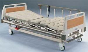 emergency bed / medical / electric / Trendelenburg