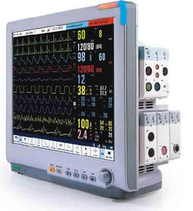 non-invasive cardiac output monitor