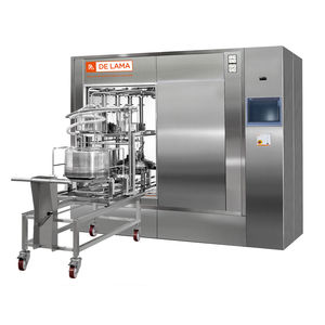 washer-sterilizer for the pharmaceutical industry