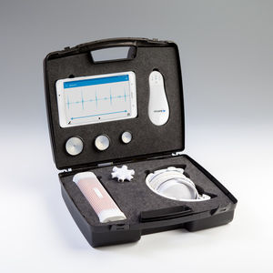 cardiology stethoscope / for teaching / teleconsultation / electronic