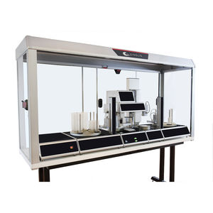 diagnostic test manufacturing laboratory automation platform / modular / desktop / with touchscreen