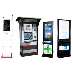 Telemedicine booth - All medical device manufacturers - Videos
