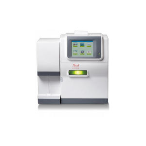 electrolyte analyzer with ISE / automatic / for humans / with touchscreen