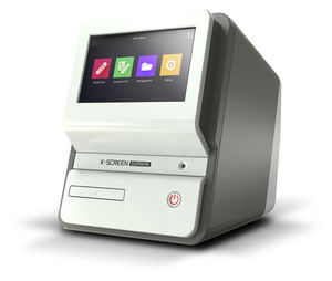 cardiovascular disease POCT analyzer / for inflammatory diseases / multiparametric / for infectious diseases