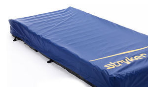hospital bed mattress / alternating pressure / anti-decubitus / with air pump
