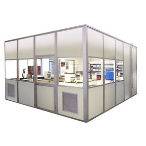 clean room / modular / with HEPA filter