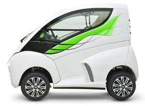 compact car wheelchair accessible vehicle / gas / rear-entry