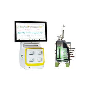 laboratory photobioreactor / autoclavable
