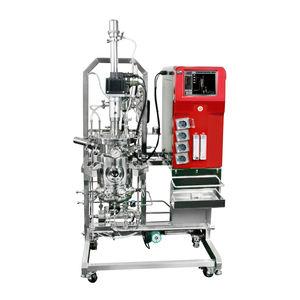production bioreactor / sterilization in place