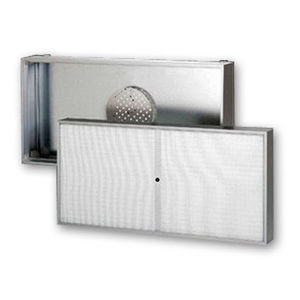 HEPA filter / air / laboratory / for the pharmaceutical industry