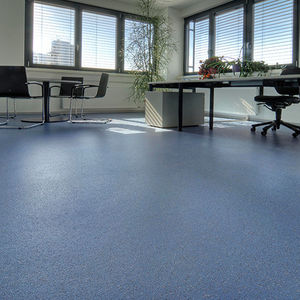 PVC flooring / anti-slip