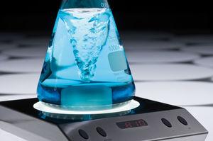 magnetic laboratory stirrer / digital / benchtop