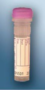 veterinary collection tube
