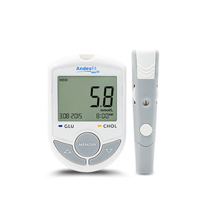 Bluetooth blood glucose meter