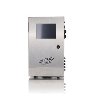 control analyzer / calibration / conductivity / TOC