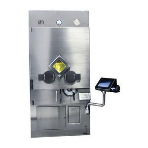dispensing shielded cell